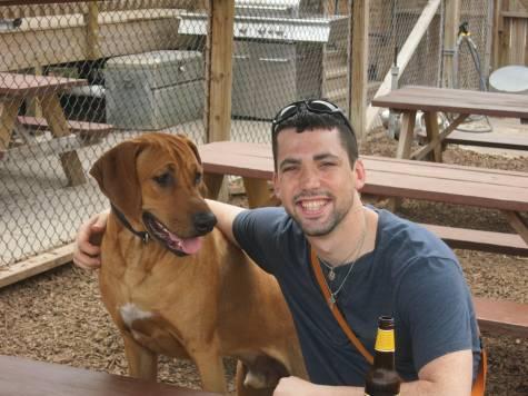 dog friendly bar houston