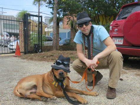 Rhodesian RIdgeback, adventure, dogs, marking our territory, petcentric, pet friendly place