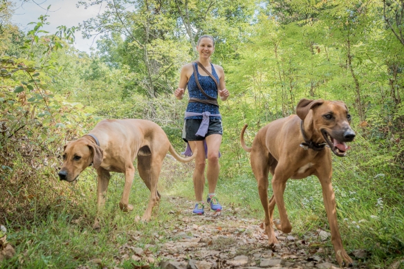 Rhodesian RIdgeback, blog, adventure, travel, marking our territory